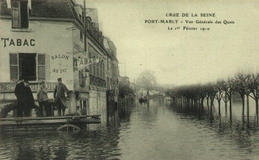 innondation de 1910